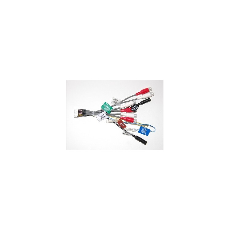 Cables rca para pioneer AVIC-X1 - CDE7399