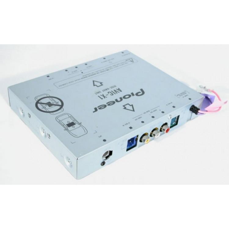 Caja oculta Pioneer AVIC-X1