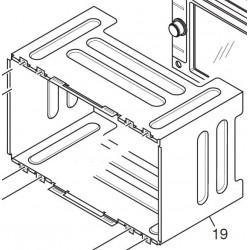 Caja externa para encastrar...