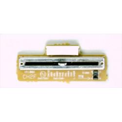 Potenciómetro deslizante para DJM-600 (Canal 2) - DWG1522