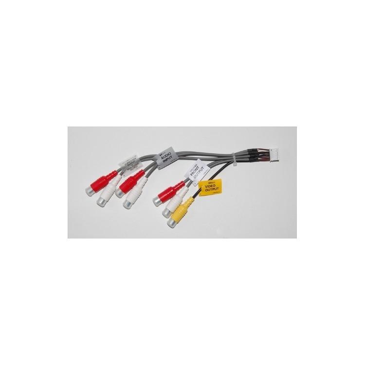 Cable de salidas/entradas RCA - CDE7801