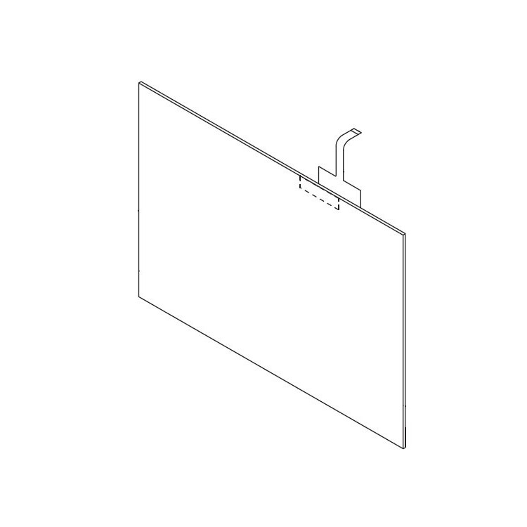 Touch panel IVA-D100R - 40-05498Z01