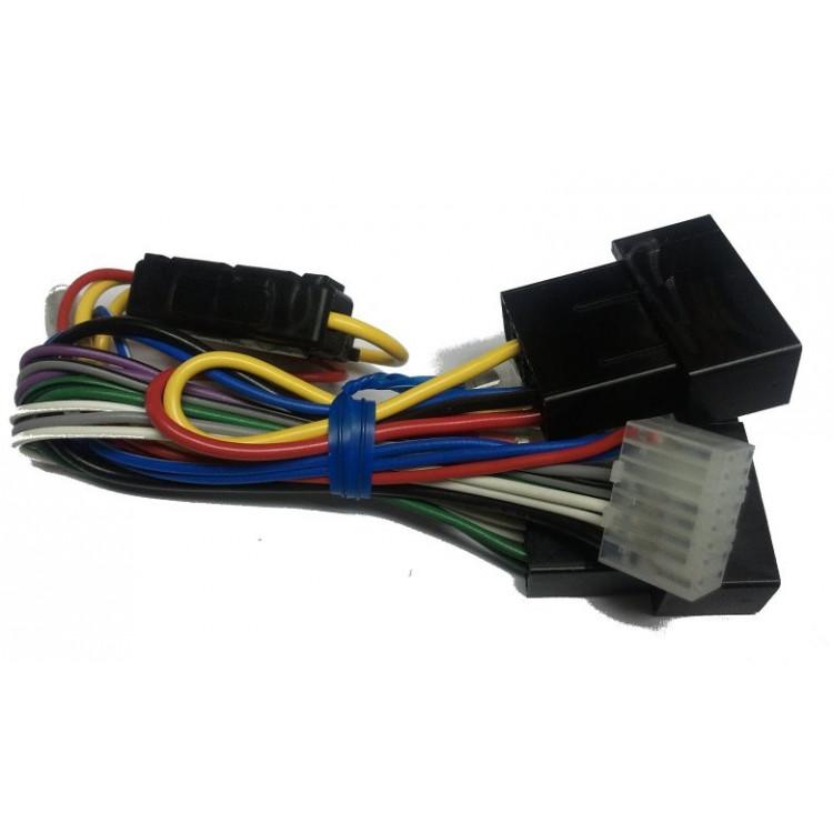 Cable de alimentacion Radio CD Alpine (Conector blanco)
