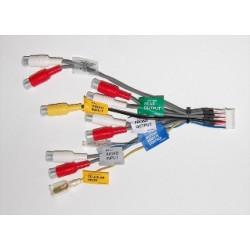 Cable de salida/entrada RCA...