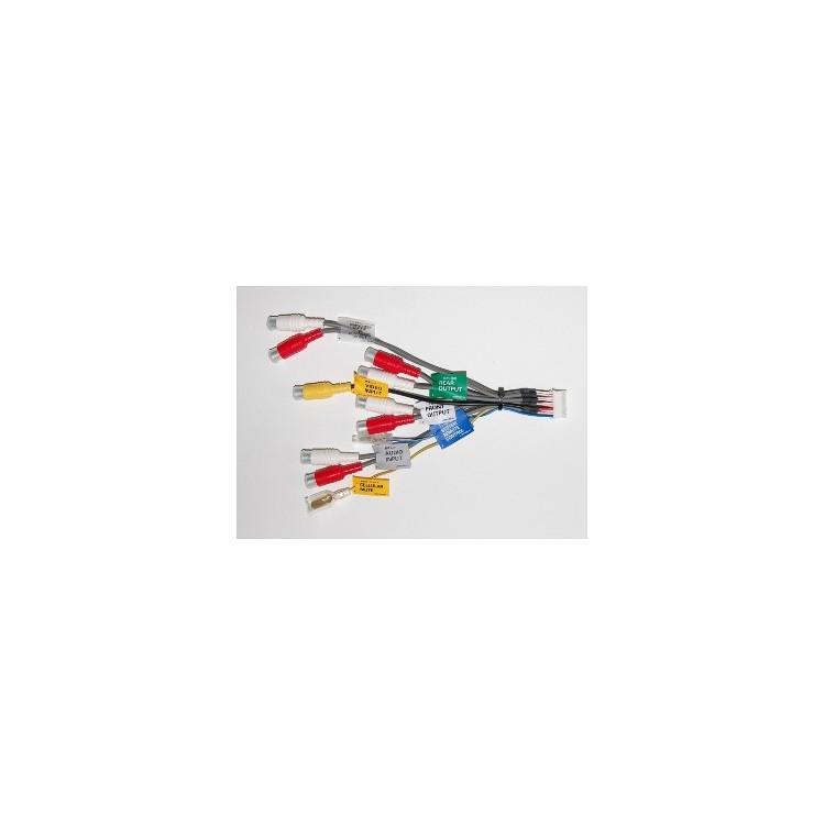 Cable de salida/entrada RCA para AVIC-HD1BT modelo 1