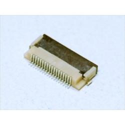 Conector con cierre abatible AVIC-X1