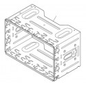 Caja externa para encastrar equipos KENWOOD DNX5260BT en salpicadero - j22-0657-13