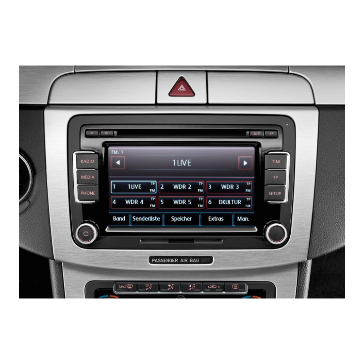 Radio CD MP3 ORIGINAL RCD-510