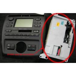 Caja de Radio Cassette SEAT...