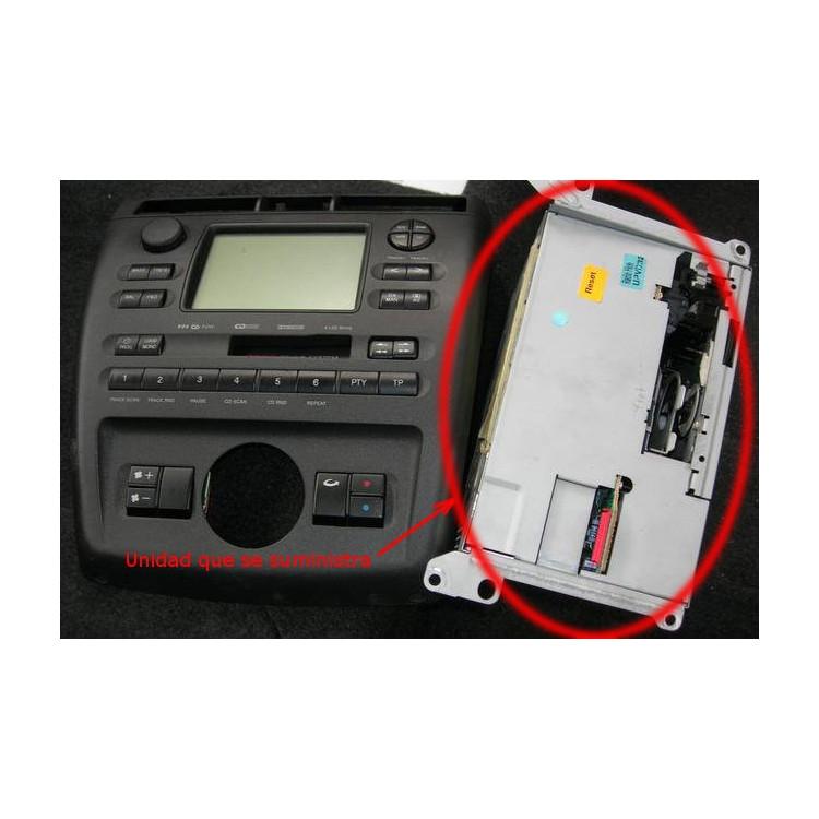 Caja de Radio Cassette SEAT ORIGINAL HIGH BC