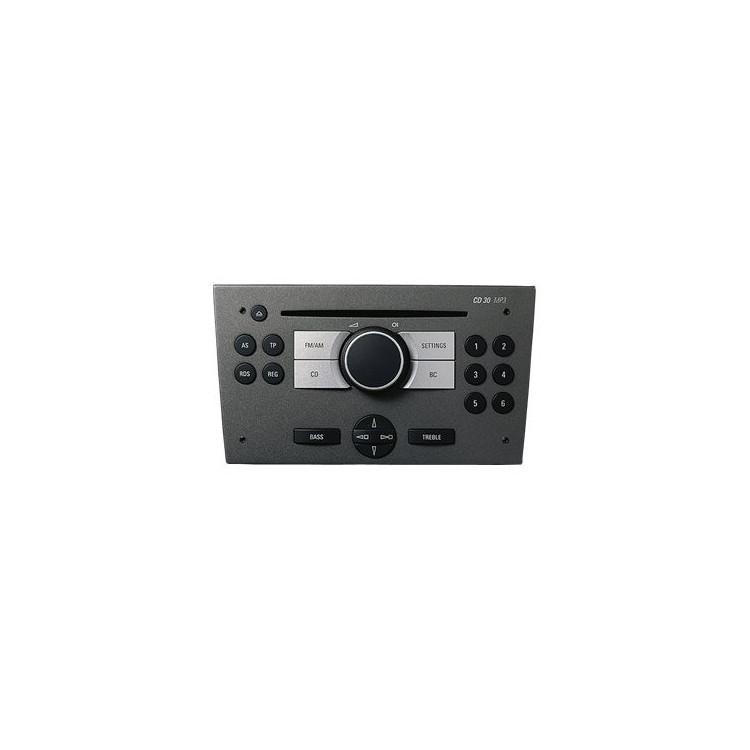 Equipo completo VDO con MP3 CD30 METALICO