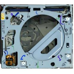 Mecánica 6 CD/DVD Lexus sin PCB