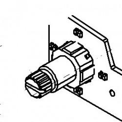 Encoder de volumen Alpine IVA-D105R
