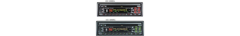 KDC-305RG  3018R  3090R A G YA YG